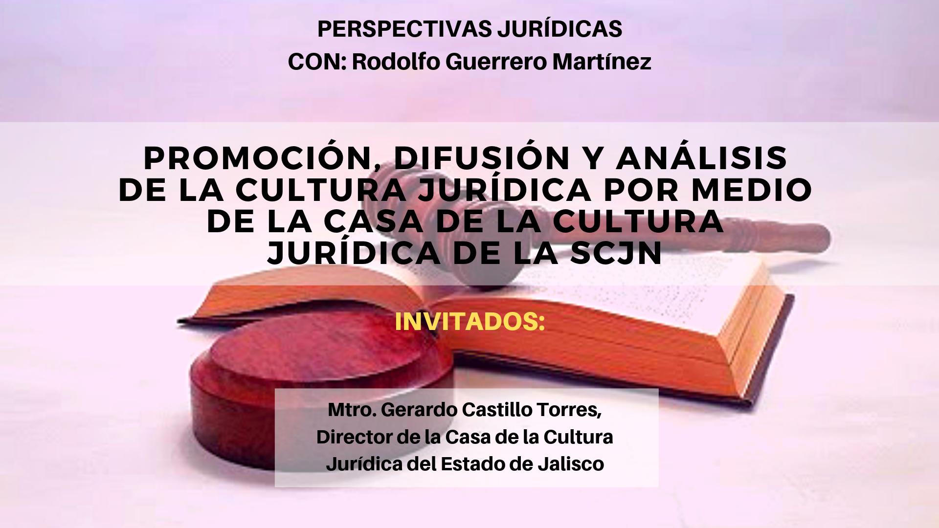 Cultura Jurídica
