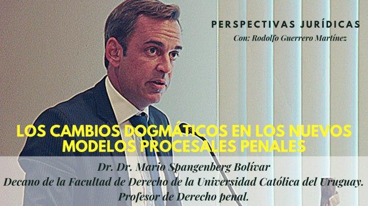 Póster. Perspectivas Jurídicas. Uruguay